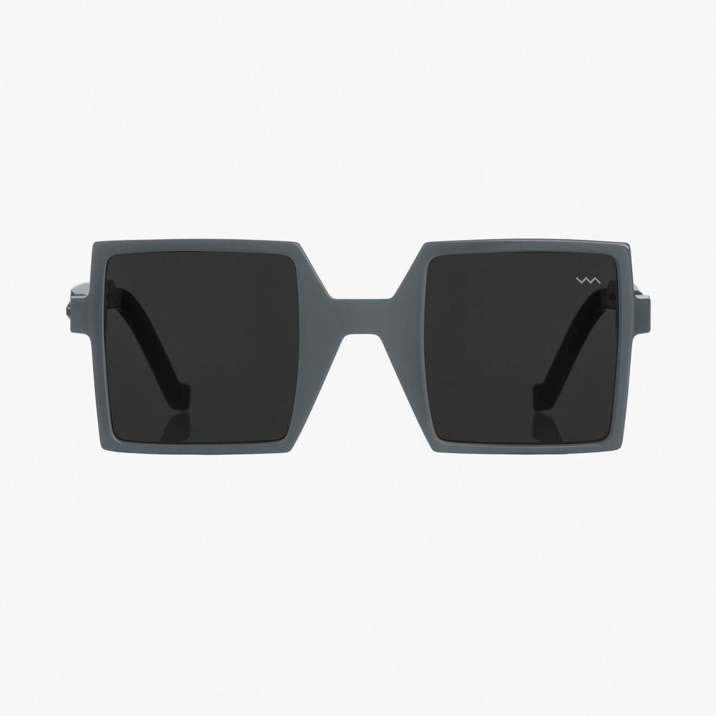 VAVA EYEWEAR ONLINE SHOP WL0002 DARK GREY SUNGLASS