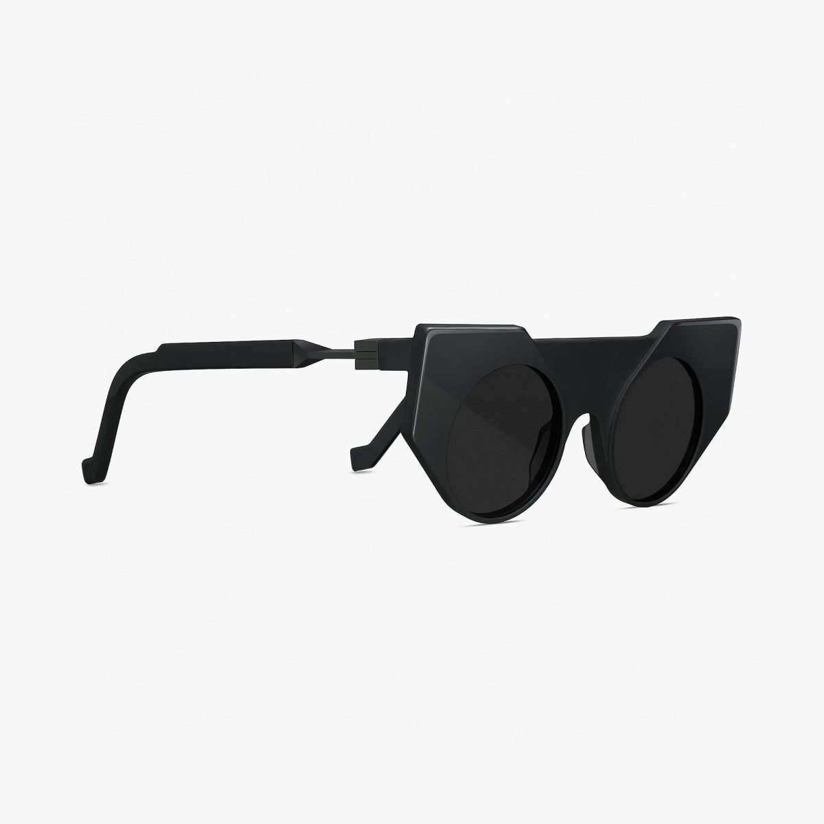 VAVA EYEWEAR ONLINE SHOP BL0007 SUNGLASS BLACK SIDE