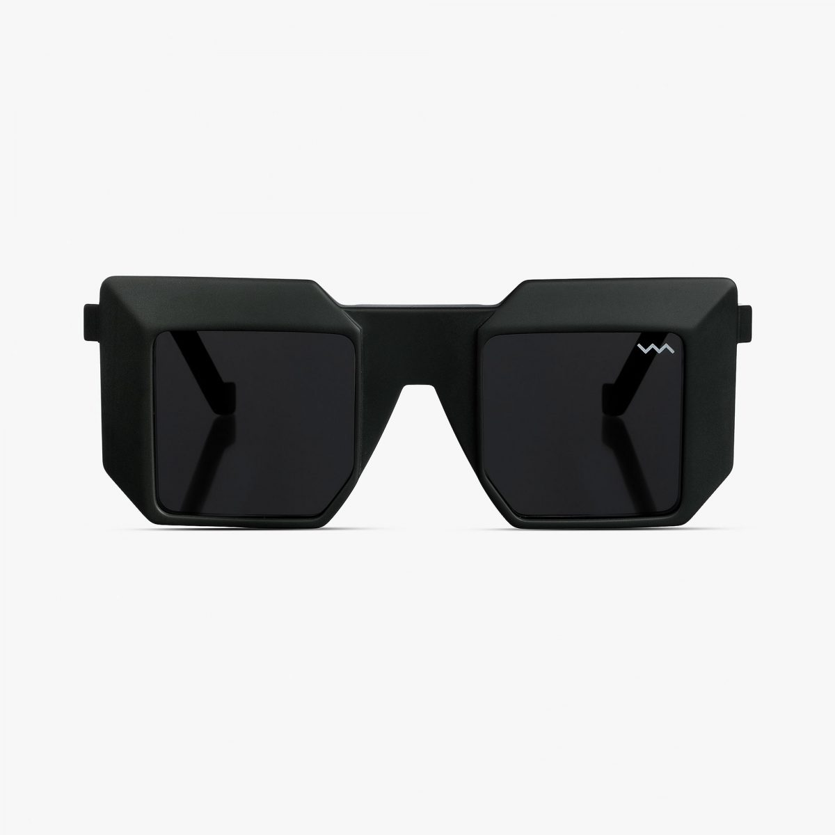 VAVA EYEWEAR ONLINE SHOP BL0009 SUNGLASS BLACK MATTE SIDE
