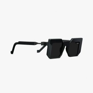 VAVA EYEWEAR ONLINE SHOP BL0010 SUNGLASS BLACK SIDE