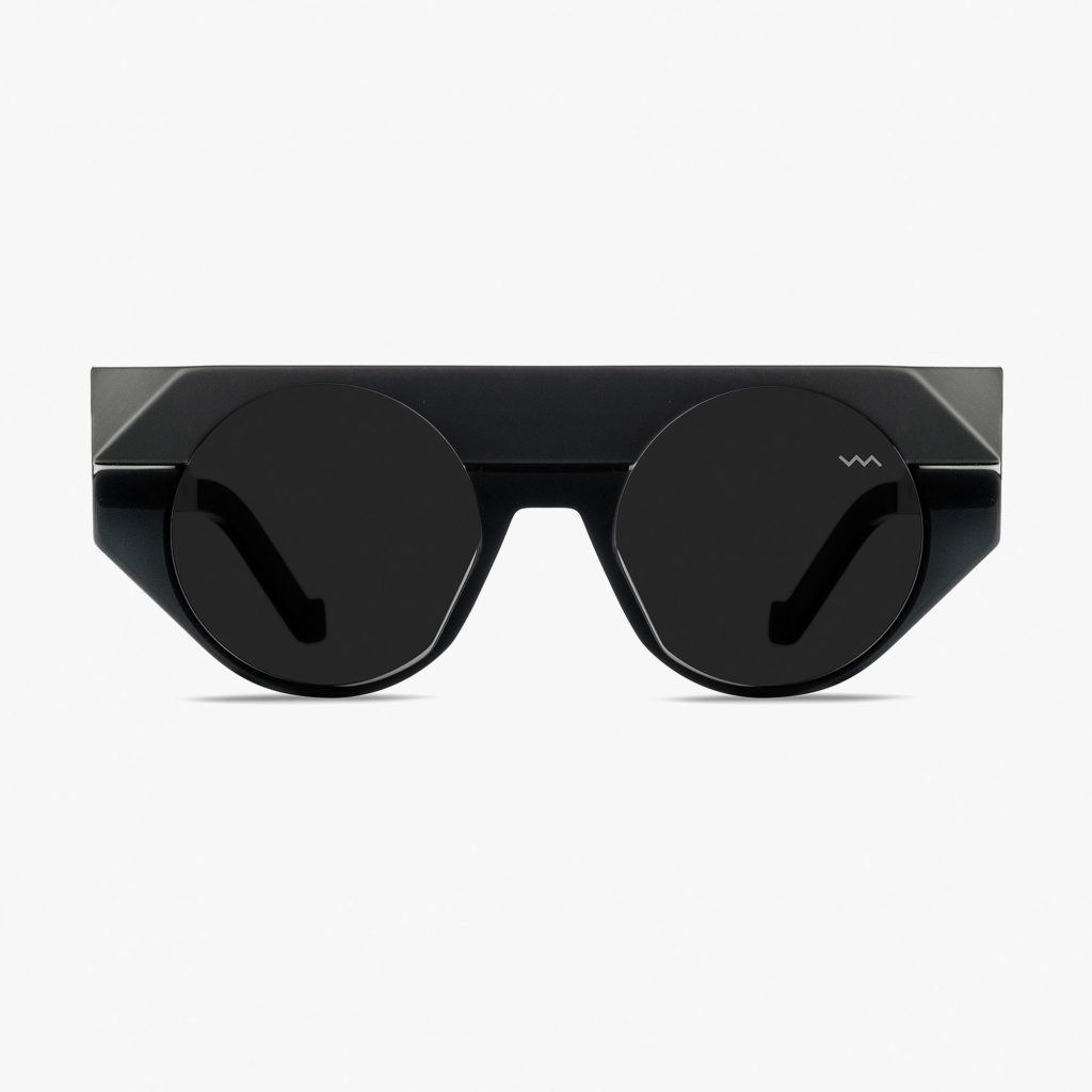 VAVA EYEWEAR ONLINE SHOP BL0017 BLACK SUNGLASS