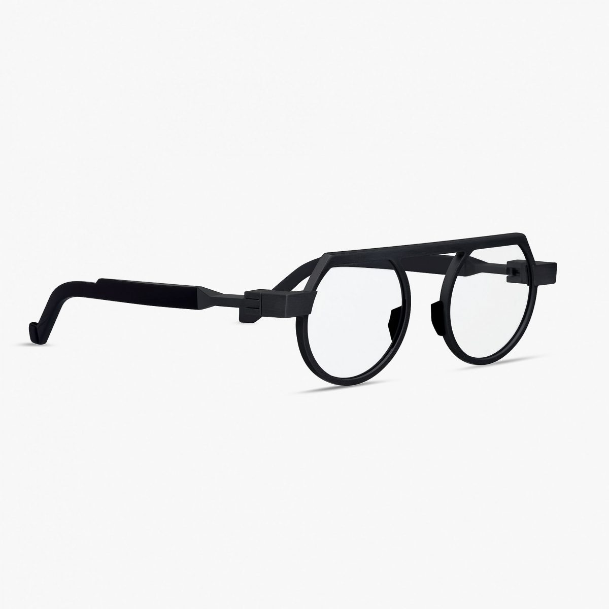 VAVA EYEWEAR ONLINE SHOP BL0018 BLACK SIDE