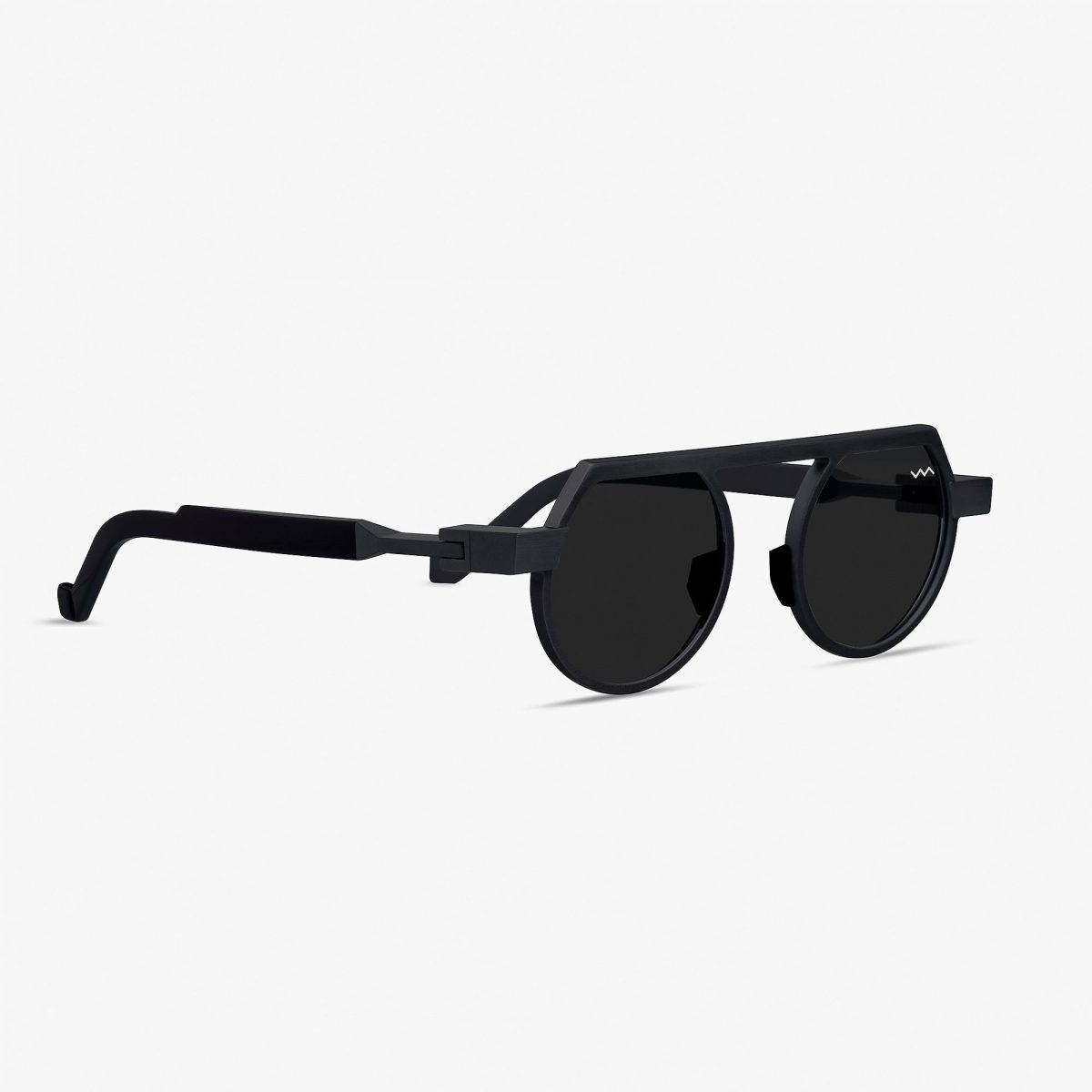 VAVA EYEWEAR ONLINE SHOP BL0019 SIDE BLACK SUNGLASS
