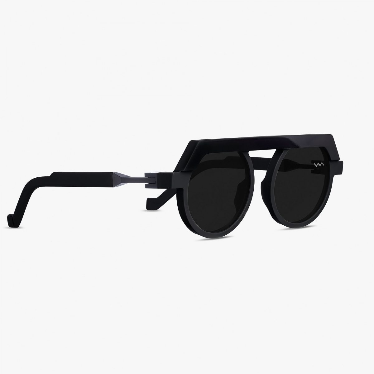 VAVA EYEWEAR ONLINE SHOP BL0021 BLACK SIDE SUNGLASS