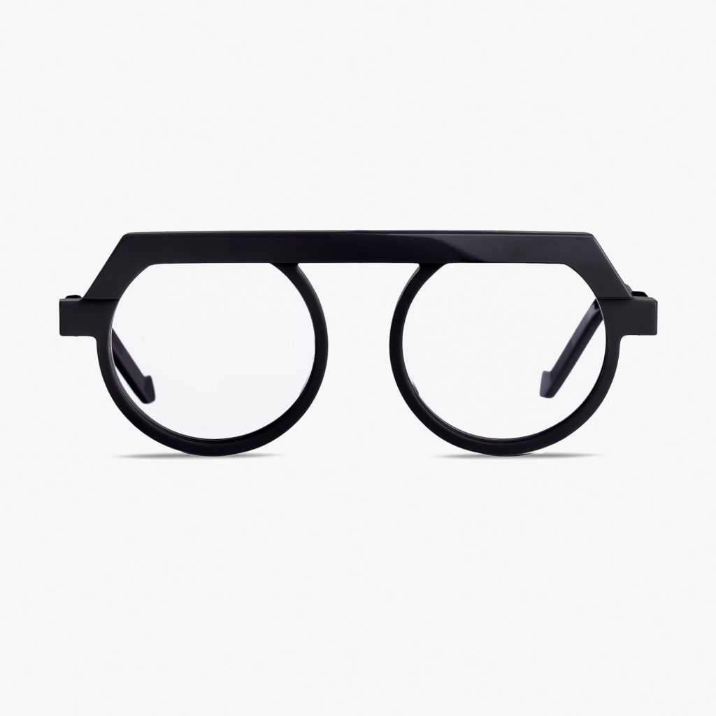 VAVA EYEWEAR ONLINE SHOP BL0024 BLACK SIDE