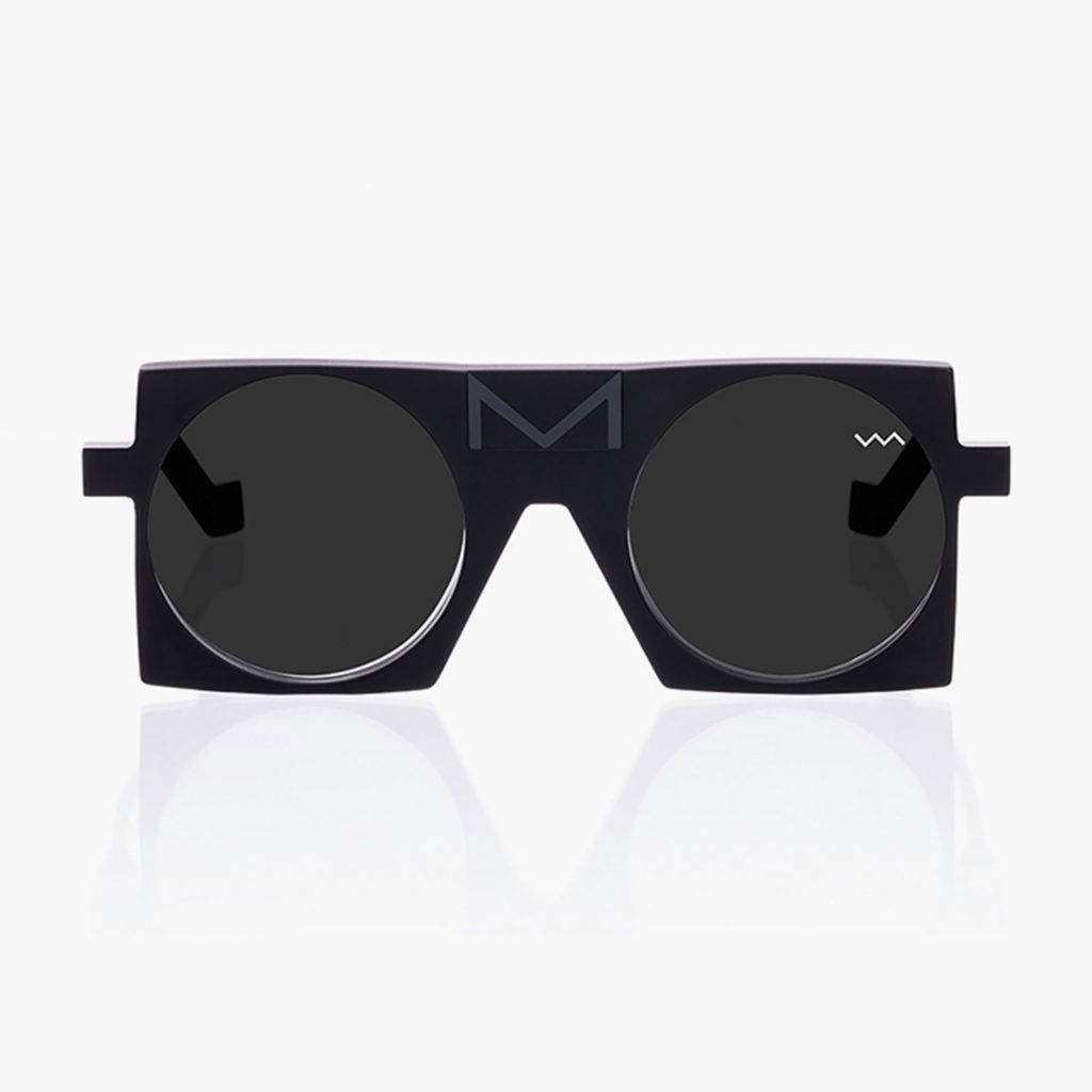 VAVA EYEWEAR SUNGLASS ONLINE SHOP CL0002 BLACK
