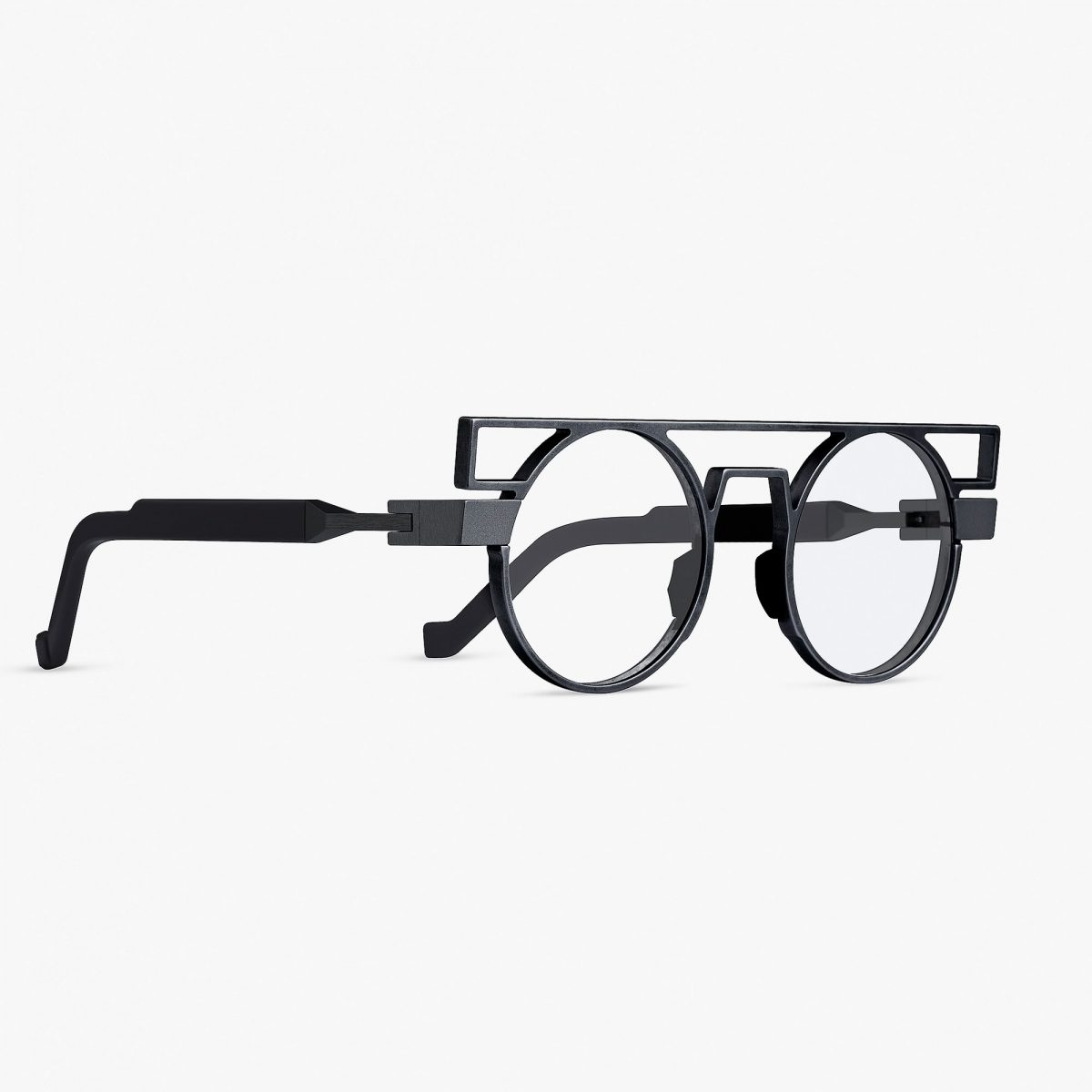 VAVA EYEWEAR ONLINE SHOP CL0005 BLACK SIDE