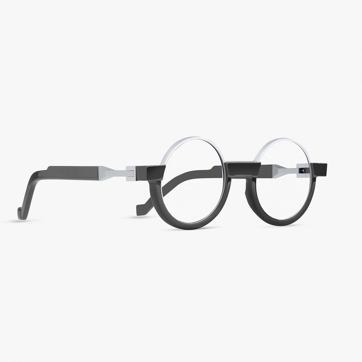 VAVA EYEWEAR ONLINE SHOP CL0006 DARK GREY SIDE