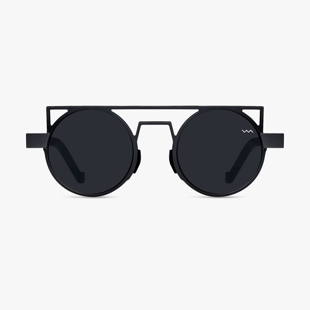 VAVA EYEWEAR SUNGLASSES ONLINE SHOP CL0007 BLACK