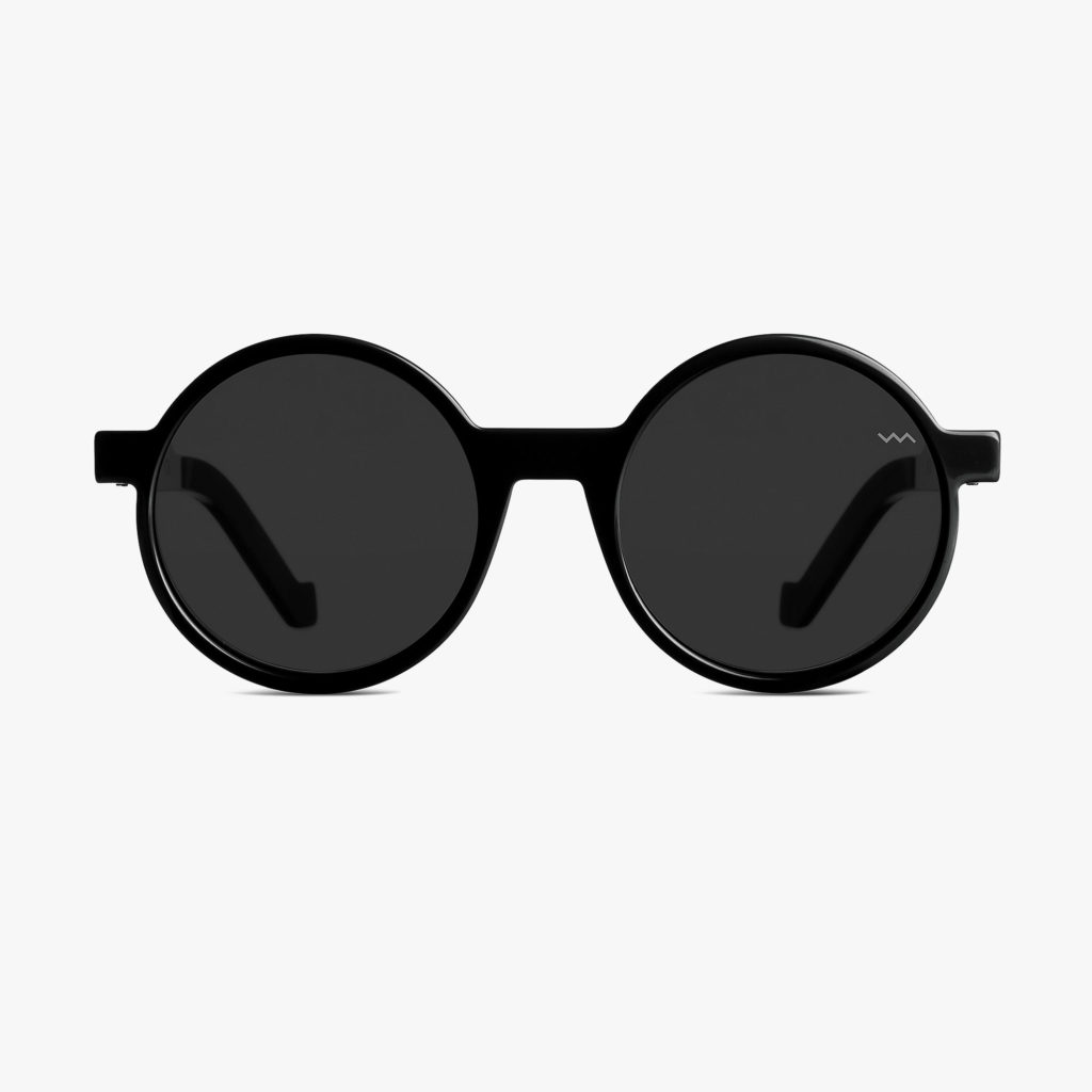 WL0000 BLACK VAVA EYEWEAR SUNGLASSES WHITE LABEL