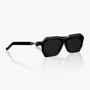 VAVA EYEWEAR ONLINE SHOP WL0004 BLACK SIDE SUNGLASS
