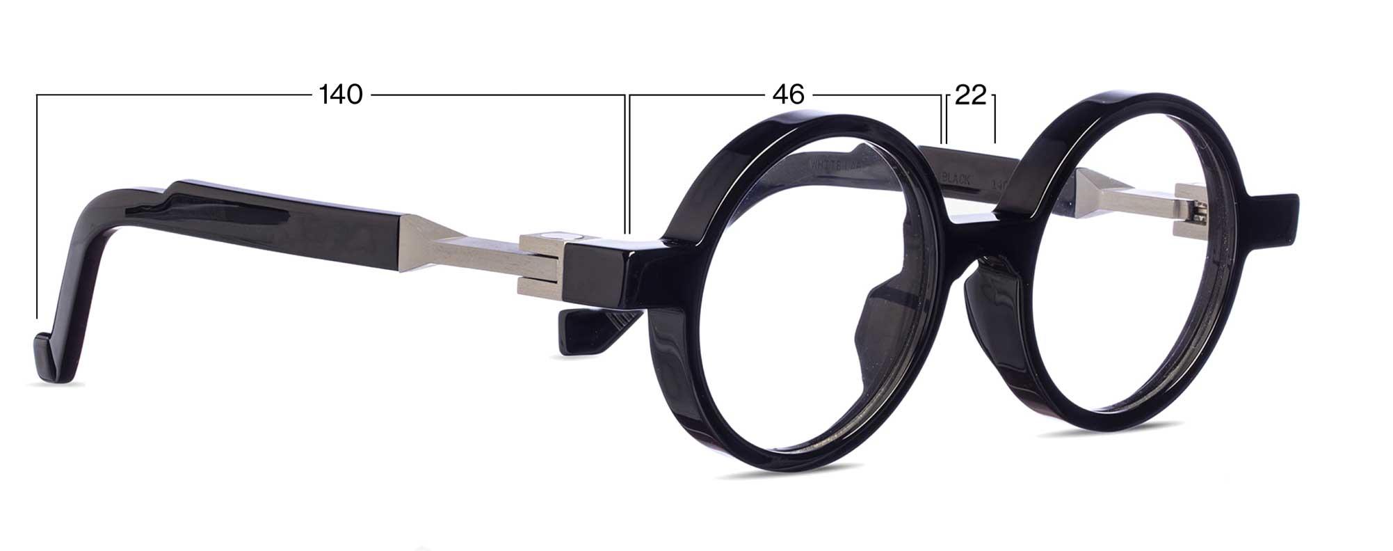 vava eyewear wl0008 sizing round