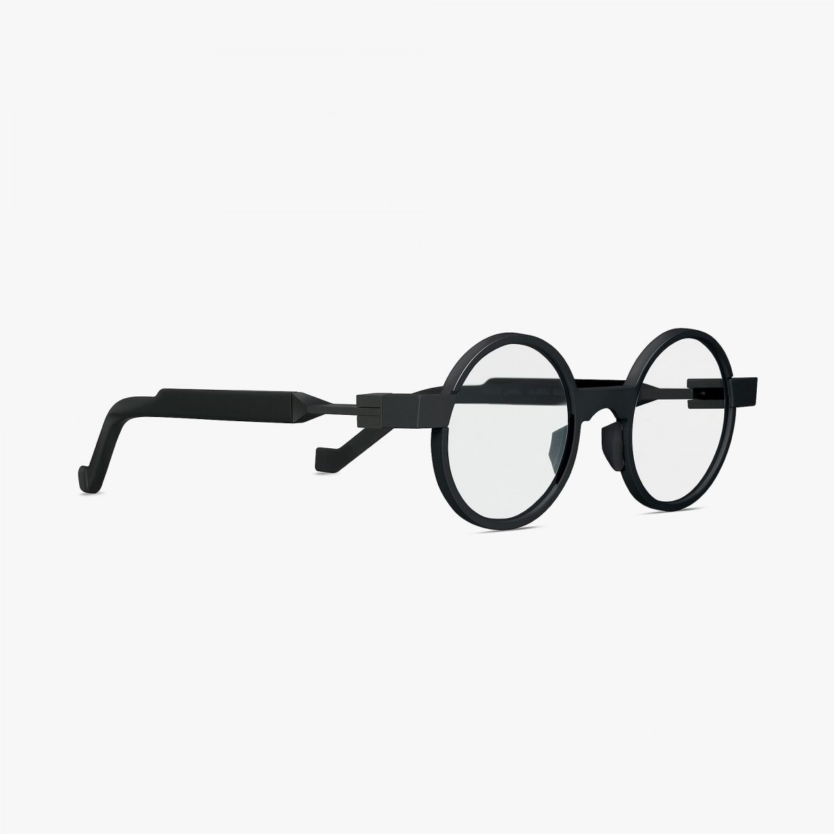 VAVA EYEWEAR ONLINE SHOP WL0011 BLACK SIDE