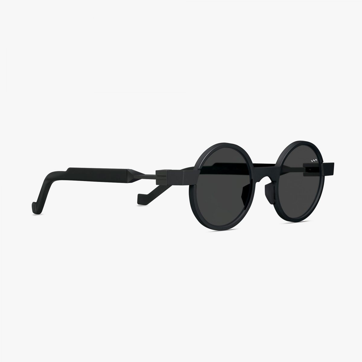 VAVA EYEWEAR SUNGLASS ONLINE SHOP WL0016 BLACK SIDE