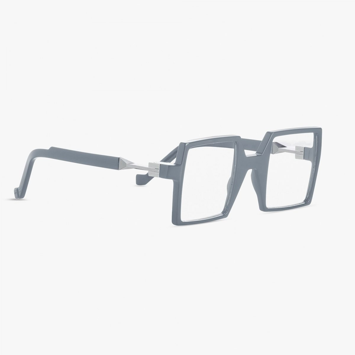 VAVA EYEWEAR ONLINE SHOP WL0017 LIGHT GREY SIDE