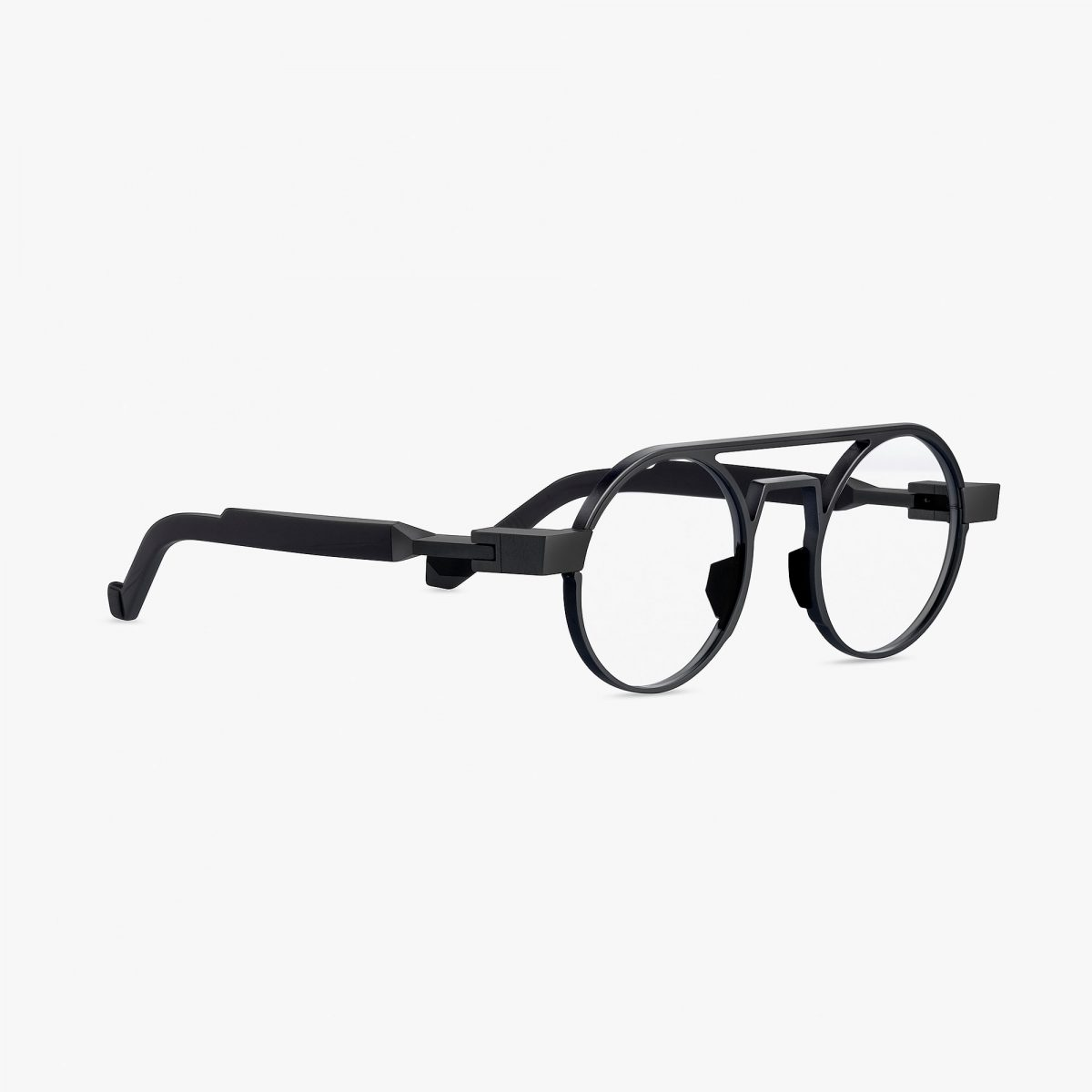 VAVA EYEWEAR ONLINE SHOP WL0018 BLACK SIDE