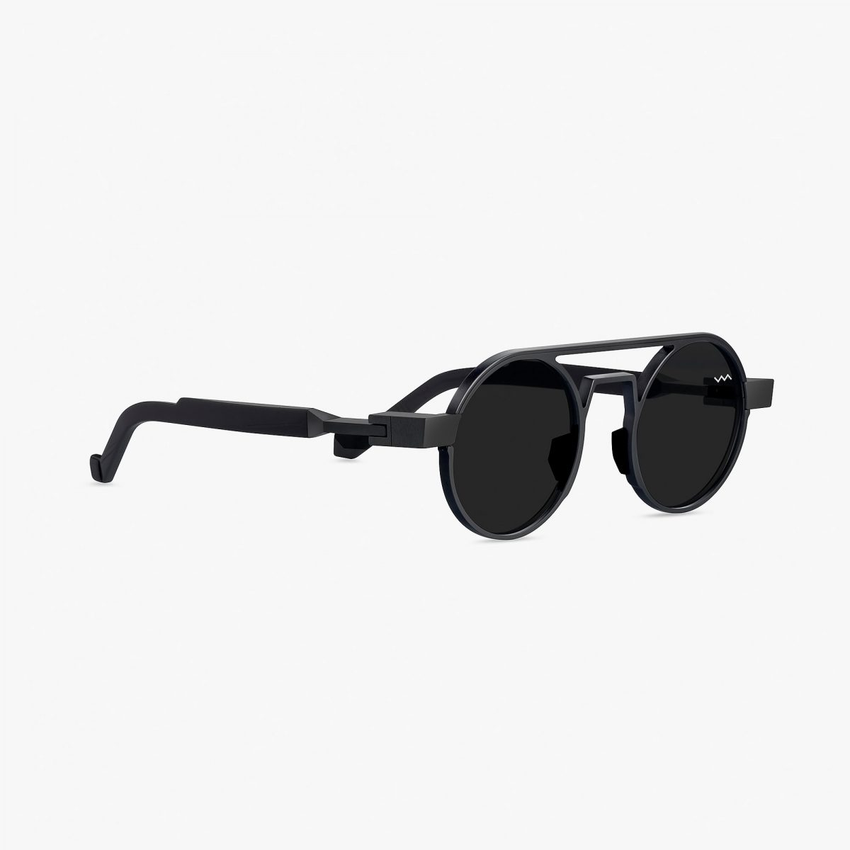 VAVA EYEWEAR ONLINE SHOP WL0019 SUNGLASS BLACK SIDE
