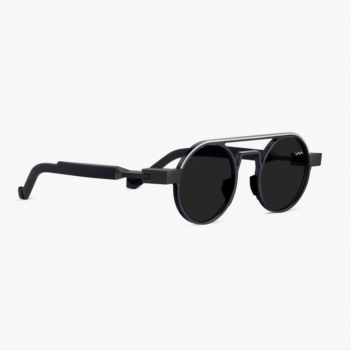 VAVA EYEWEAR ONLINE SHOP WL0023 BLACK SIDE