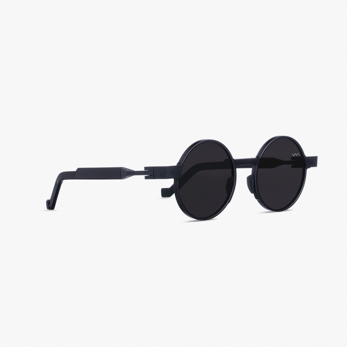 VAVA EYEWEAR ONLINE SHOP WL0038 SUNGLASS BLACK SIDE