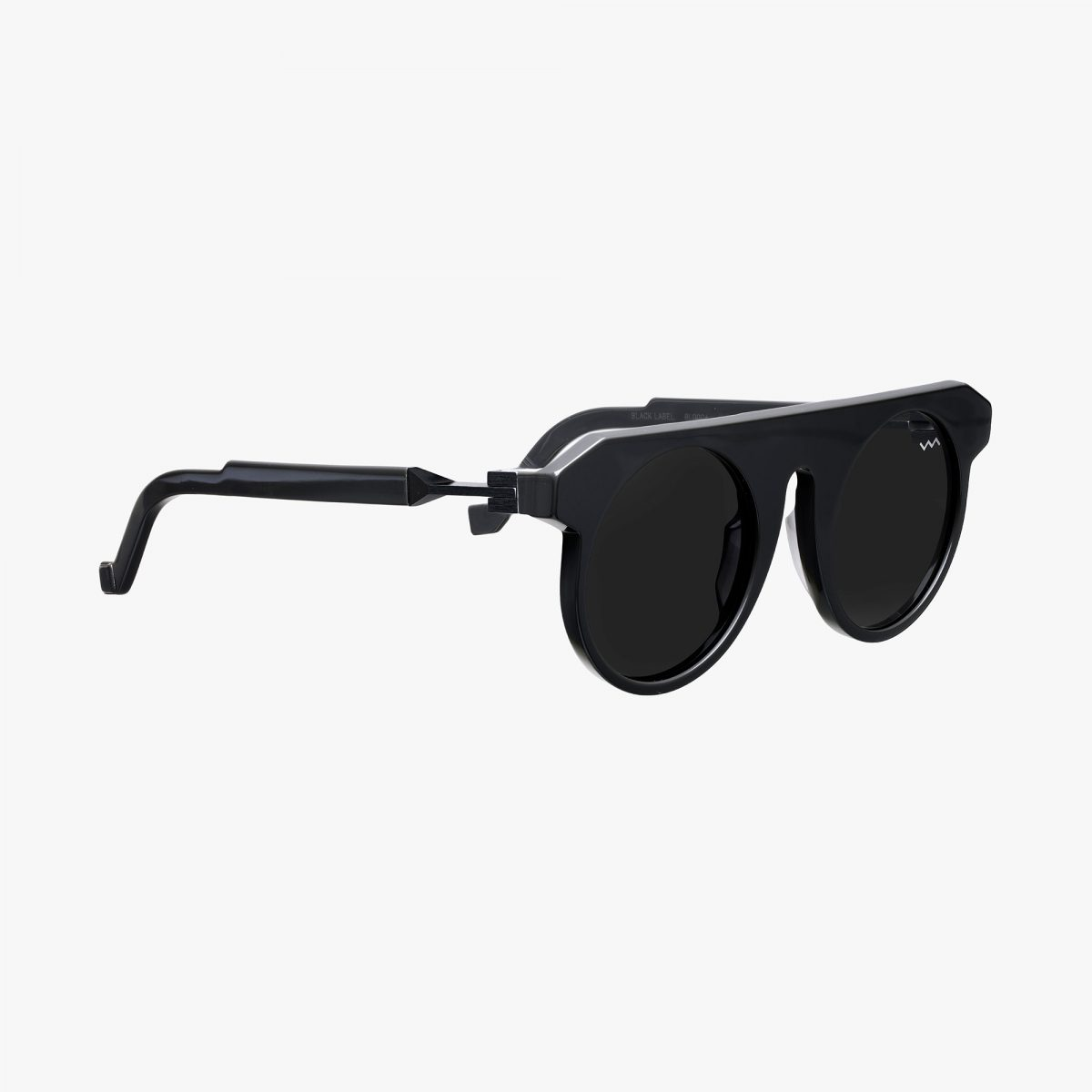 VAVA EYEWEAR ONLINE SHOP BL0006 BLACK SIDE