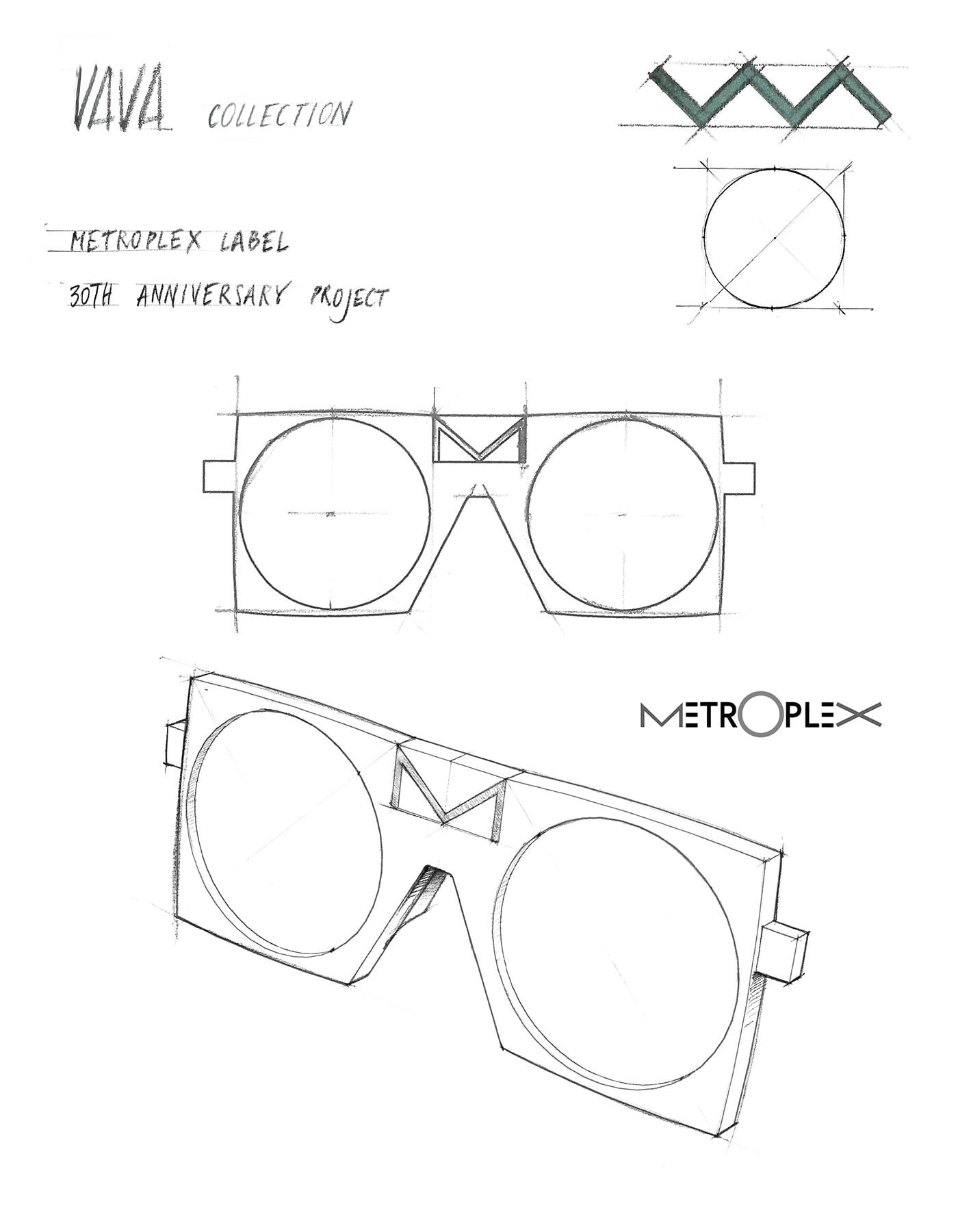 vava eyewear sketch metroplex