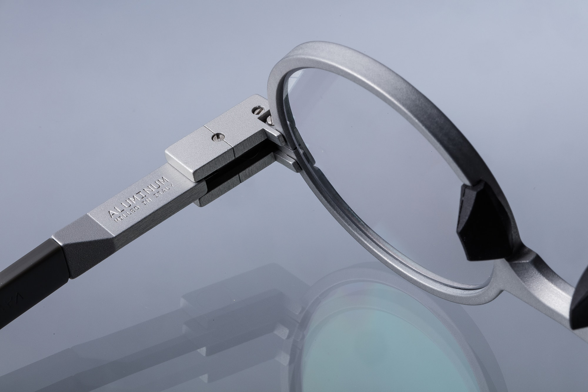 vava eyewear details of wl0012 silver