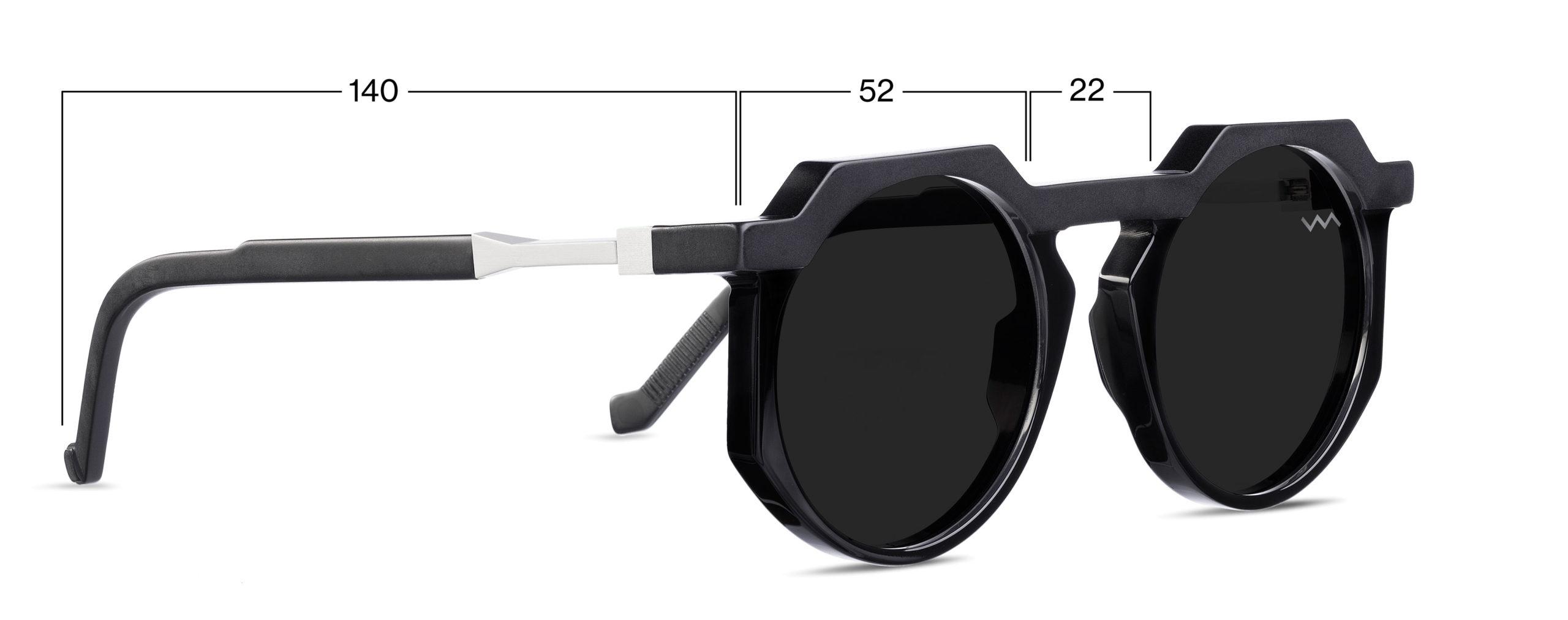 vava eyewear online shop wl0028 black