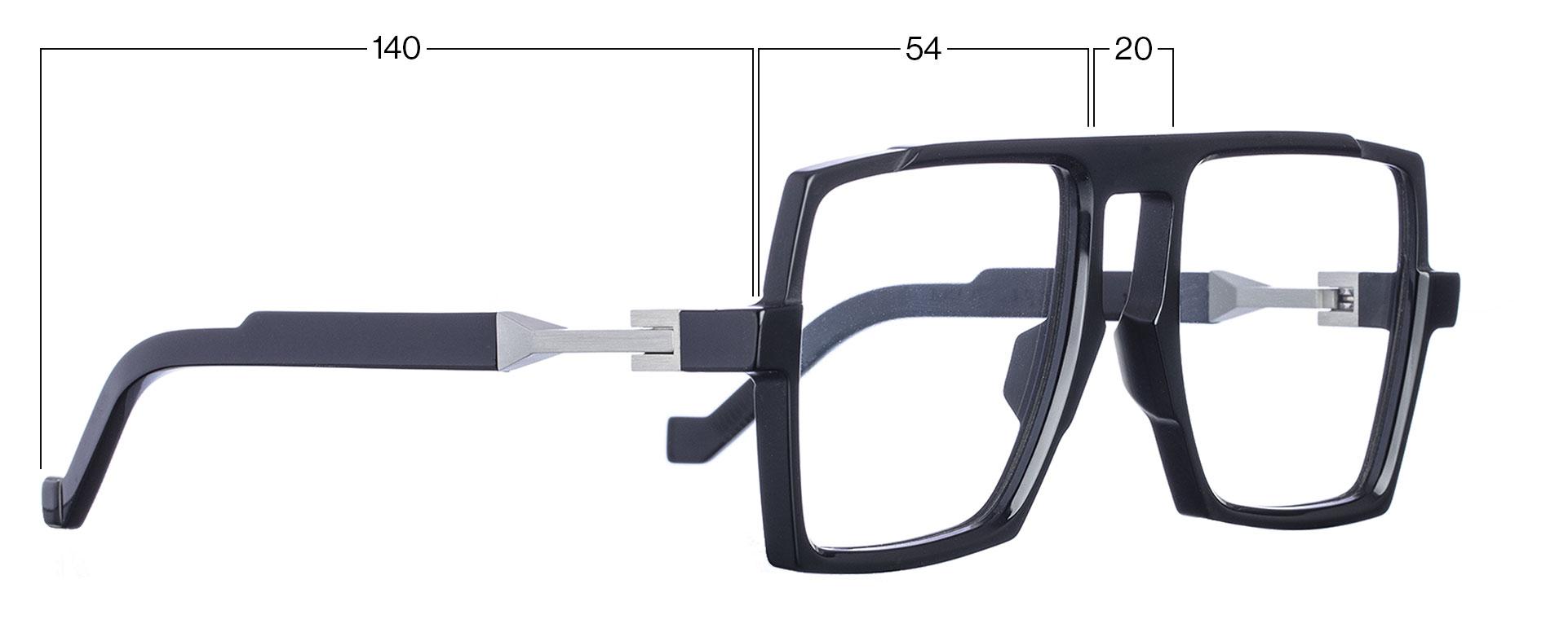 vava bl0025 black online shop optical frame 2021